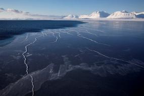 Rekordvärmen i Arktis