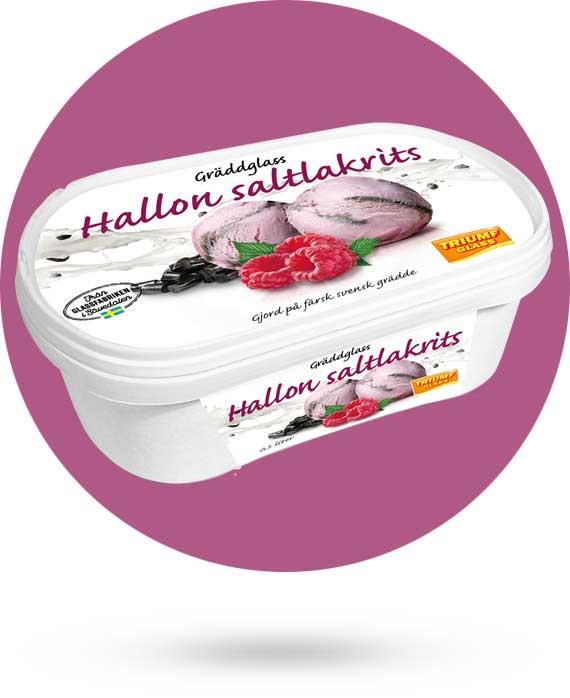 Hallon Saltlakrits 0,5L