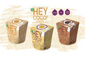 Yollibox lanserar ny vegansk glasslinje: HEY COCO!