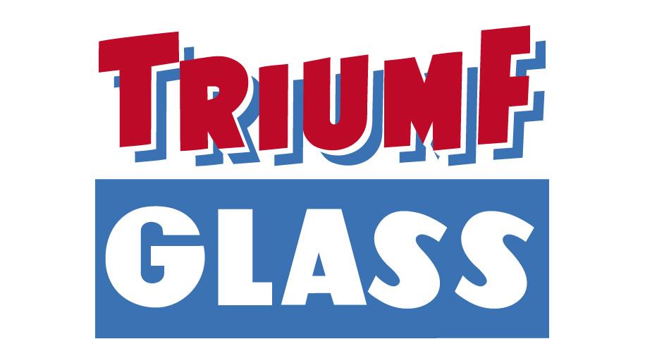 Triumf Glass får ny logotyp 1961