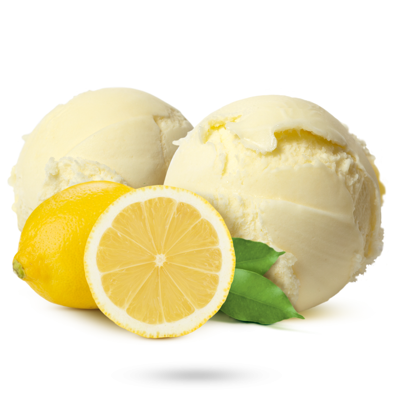 Triumf Glass Citronsorbet