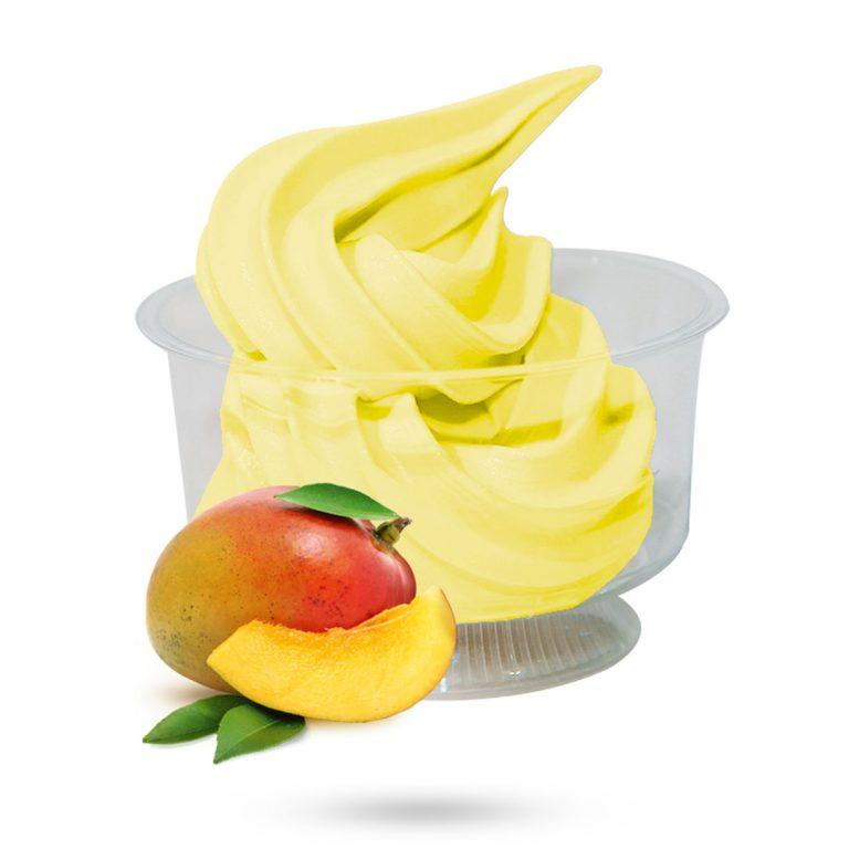Triumf Sorbetmix Mango Passionsfrukt
