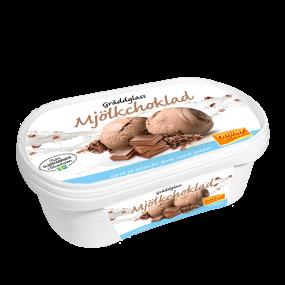 Triumf Glass 0,5 l Mjölkchoklad Laktosfri