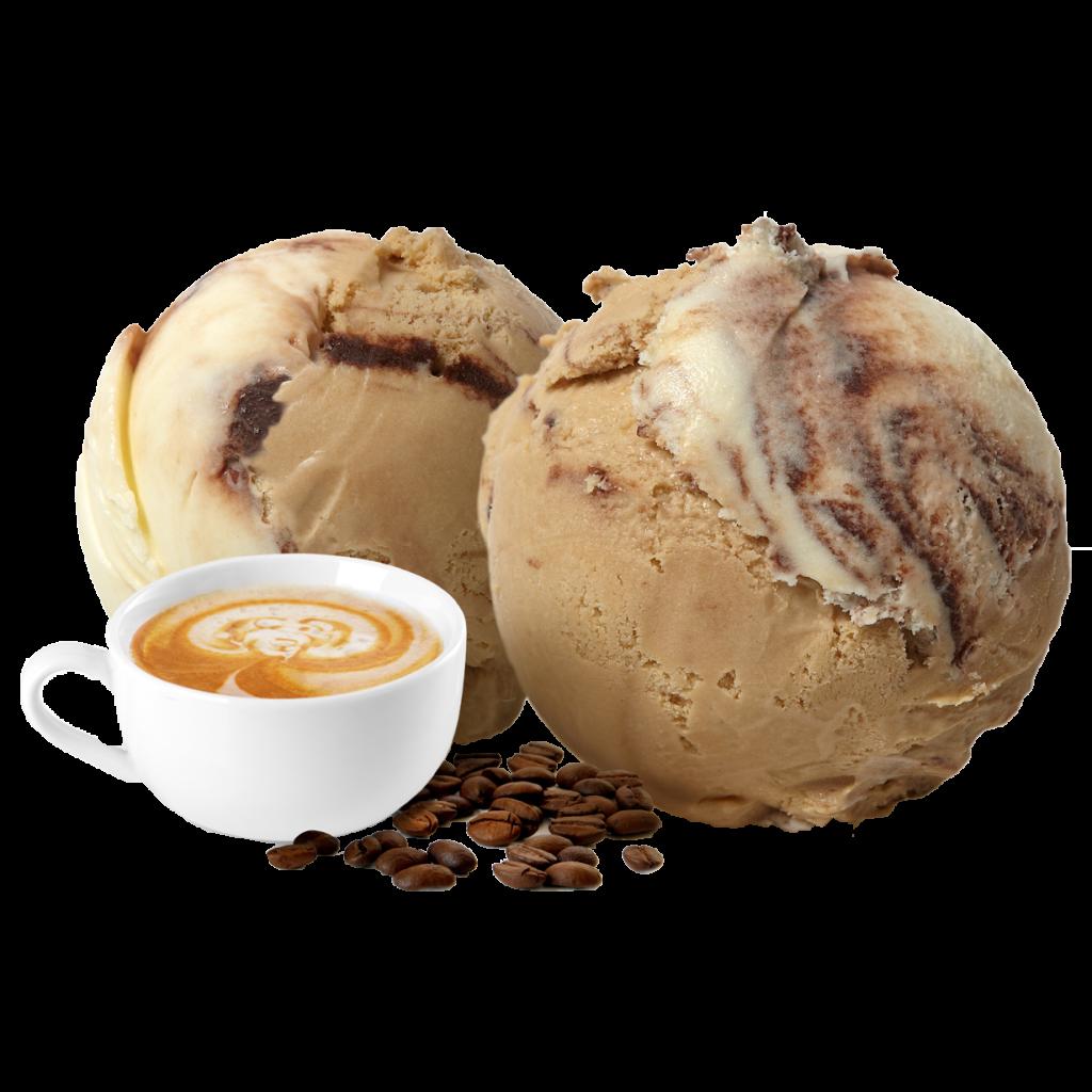 Triumf Glass Gräddglass Kaffe Latte