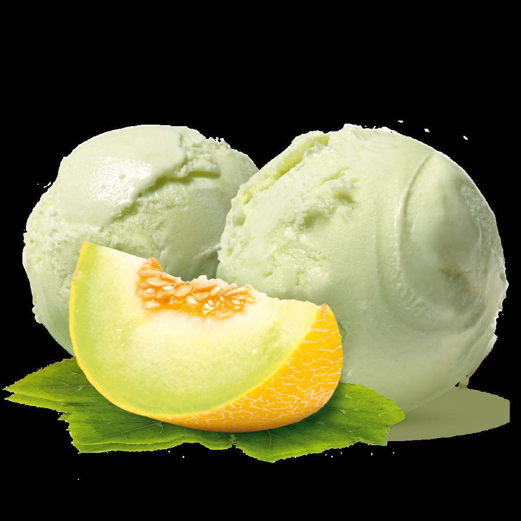 Triumf Glass Gräddglass Melon