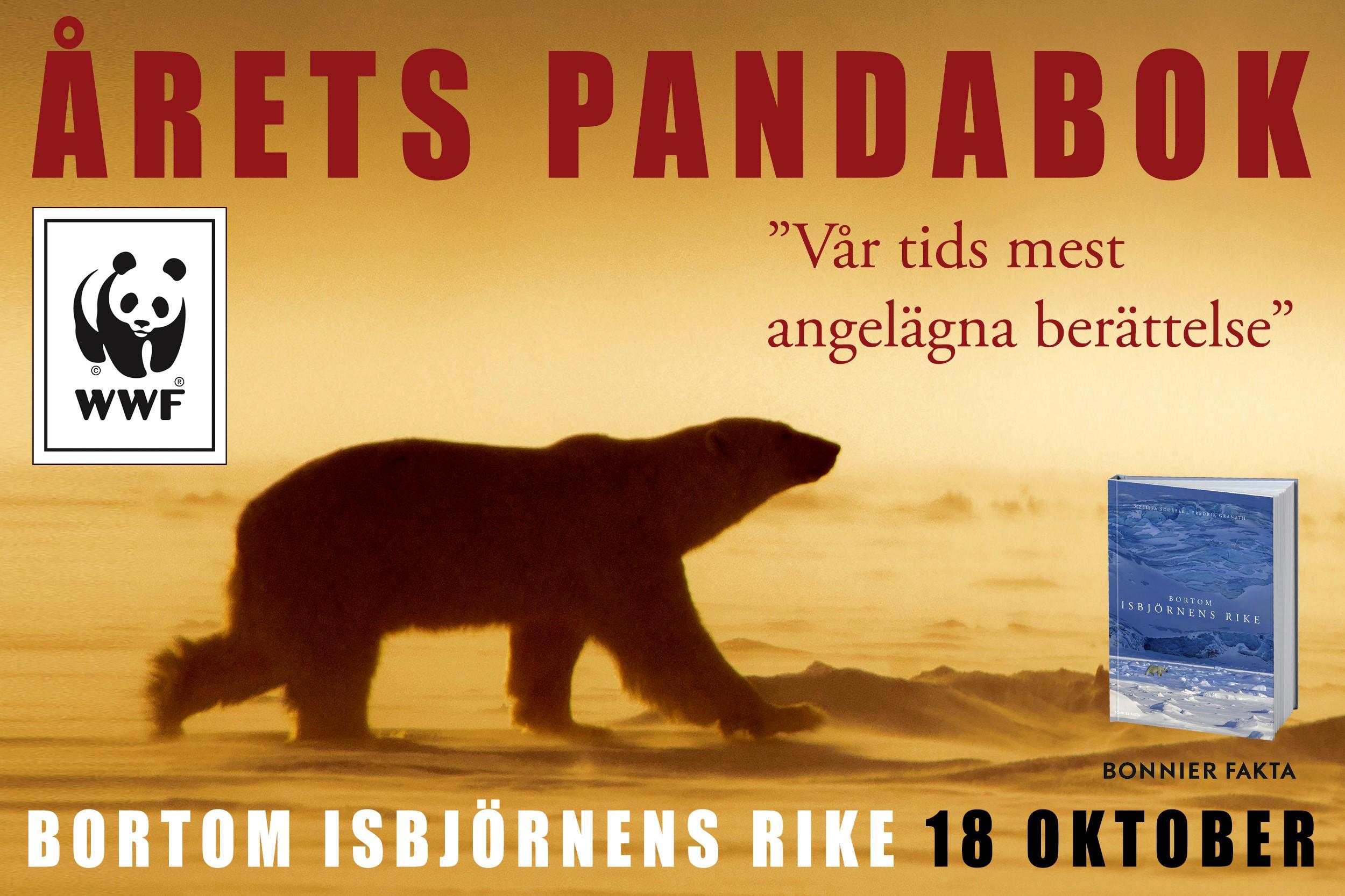 Årets Pandabok 2019