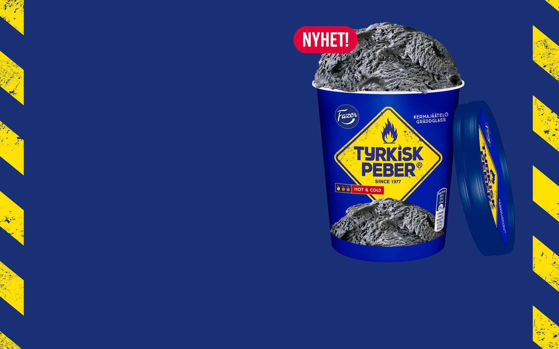 Tyrkisk Peber Pint