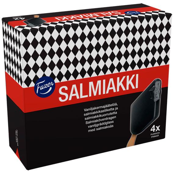 Salmiakki 4-pack