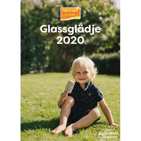 Glassglädje 2020/Triumf Glass Sortimentsbroschyr