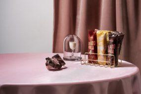Triumf Glass premiumvarumärke Farbror Arnes får nytt utseende!