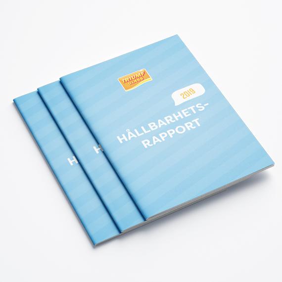 Hållbarhetsrapport 2019